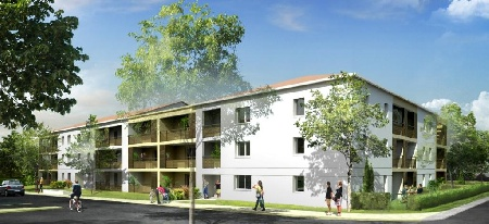 Programme immobilier neuf bouaye 44830 loire for Revente immobilier neuf